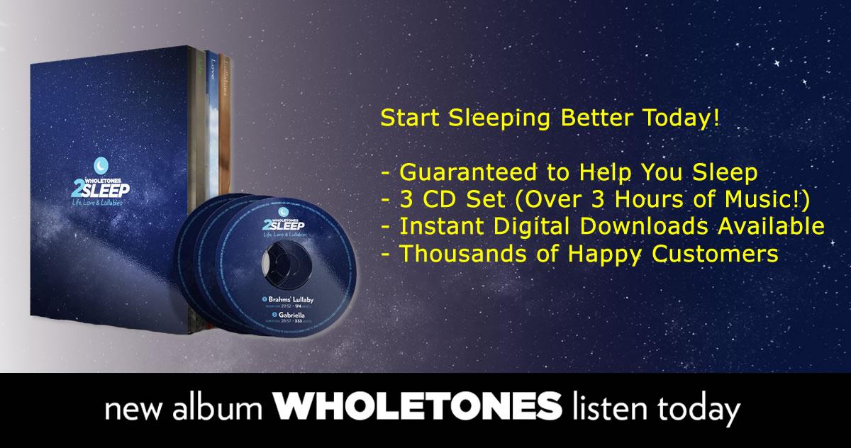 Wholetones 2Sleep